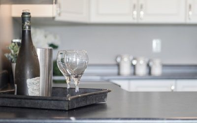 We can still install a soft water system if you have a granite or corian worktop